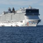 Le paquebot Norwegian Epic 31-08-2012
